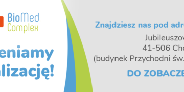 Nowy adres BioMed Complex